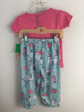 Load image into Gallery viewer, Carter's 2 Pink Polyester Pajamas - girls
