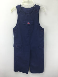 Izod Child Size 24 Months Blue Solid Outfit - boys