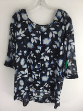 Load image into Gallery viewer, Motherhood Maternity Size L Poly Blend Shirt