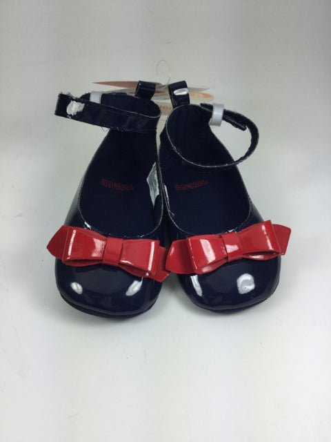 Gymboree Navy 3 Shoes/Boots - girls