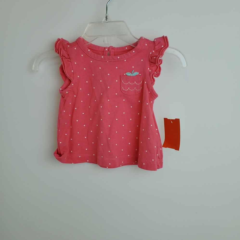 Just One You Made by Carters Child Size 3 Months Pink Outfit