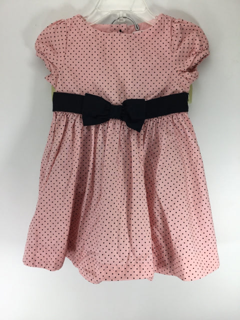 jacadi Child Size 6-12 Months Pink Dress - girls