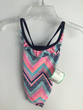 Load image into Gallery viewer, OshKosh B'gosh Child Size 3 Months Blue Nylon Blend Swimwear - girls