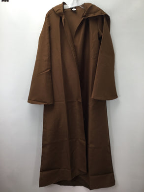 Star Wars Child Size L Brown Jedi Robe Costume