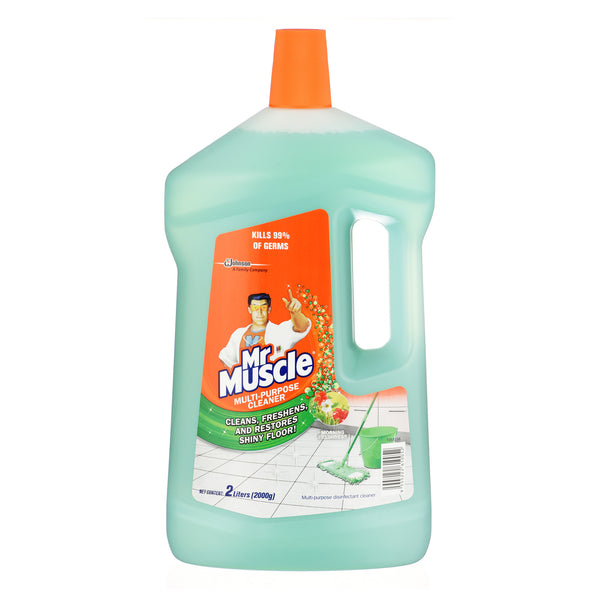 Mr Muscle Morning Freshness Multi-Purpose Cleaner 2L