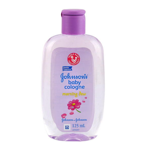Johnson's Baby Cologne Morning Dew 125ml