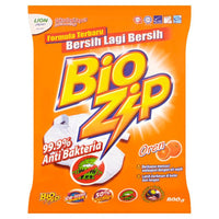 Bio Zip Orange Powder Detergent 750kg