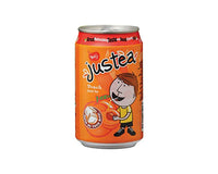 Yeo's Justea Greentea Peach with Aloe Vera Bits 24 x 300ml