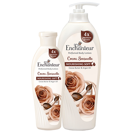 Enchantrur Cocoa Sensuelle Body Lotion 70ml