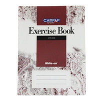 Campap CW2502 F5 Exercise Book 100 Pages