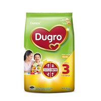 Dumex Dugro 3 Asli Milk Powder 1-3 years old 550g