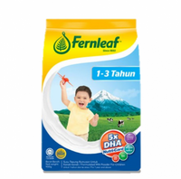 Fernleaf Milk Powder 1-3 Years Old 550g