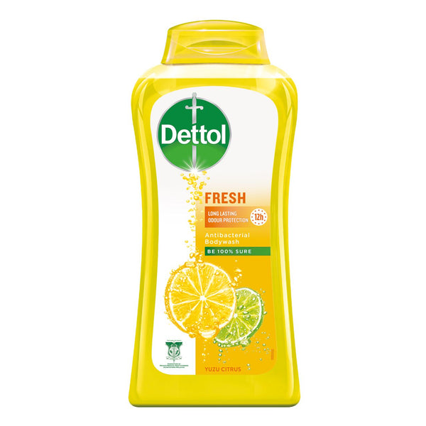 Dettol Profresh Fresh Antibacterial Body Wash 250g