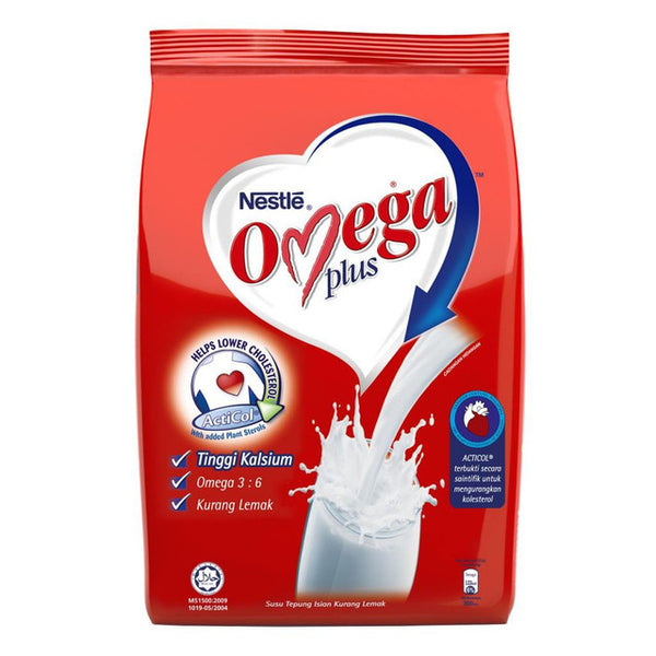 Nestle Omega Plus Milk Powder 1kg