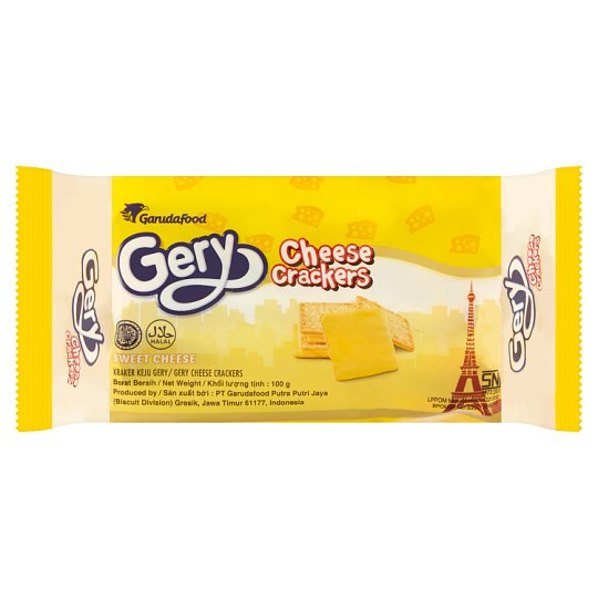 Gery Crackers Biscuits 100g