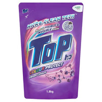Top Colour Protect Micro-Clean Tech Liquid Detergent Refill 1.8kg