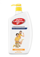 Lifebuoy Lemon Fresh AntiBacterial Body Wash 500ml