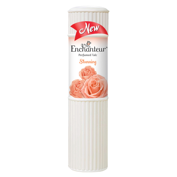 Enchanteur Stunning Perfumed Talc 250g