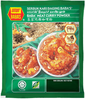 Baba's Meat Curry Powder 25g