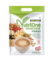 Tong Garden NutriOne Cereal Drink With 25 Grains 10's X 36g