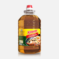 Keluarga Pure Vegetable Cooking Oil 5kg