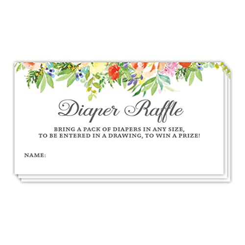 How Does A Diaper Raffle Work?