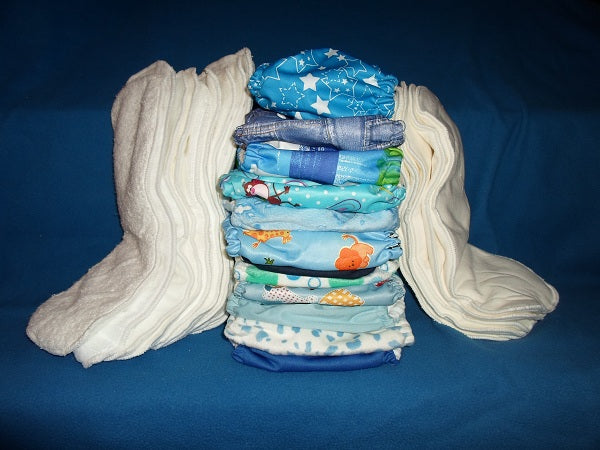 Hemp or Bamboo Inserts For Cloth Diapers