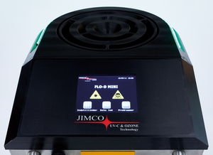 JIMCO Flo-D Mini - screen