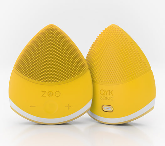 ZOE Bliss Beauty Facial Device - Yellow
