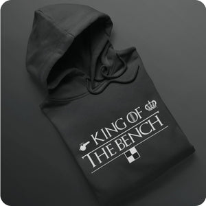 KING OF THE BENCH - Hoodie - 90PLUS4