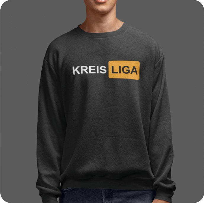 KREISLIGA ORANGE - Sweatshirt - 90PLUS4