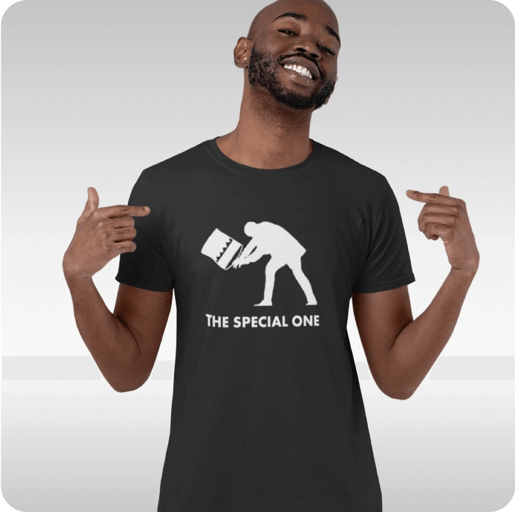 The Special One - Herren Shirt - 90PLUS4