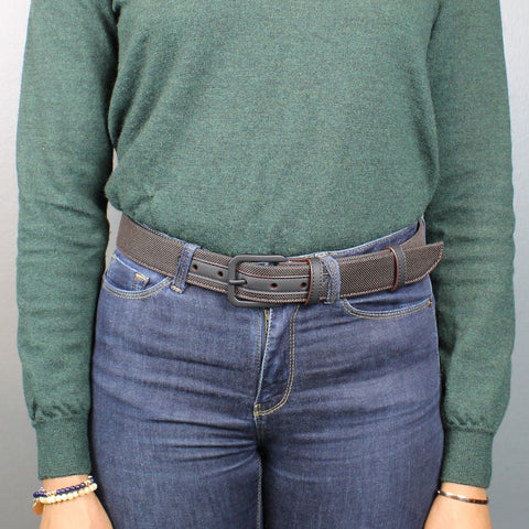 Women's jeans belt - performance collection - 35mm wide