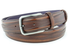 Men's belt - 35mm wide