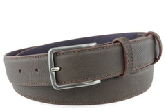 Mottled Brown Smart Belt