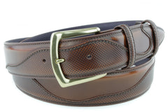 Belafonte textured mix belt