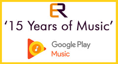 Elliot Rhodes 15 years of music Playlist on Google Music