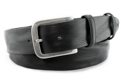 Grant Black Chunky Belt
