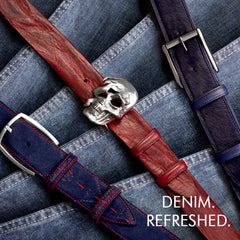 Mens Jeans Belts