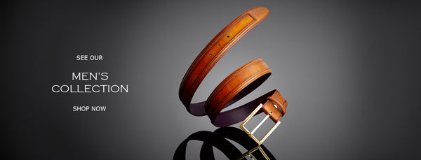 Elliot Rhodes Mens Belt Collection