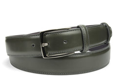 Mens Grey tonal belt