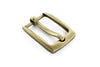Aged gold classic prong buckle 20mm