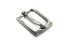 Shiny gunmetal classic prong buckle 20mm