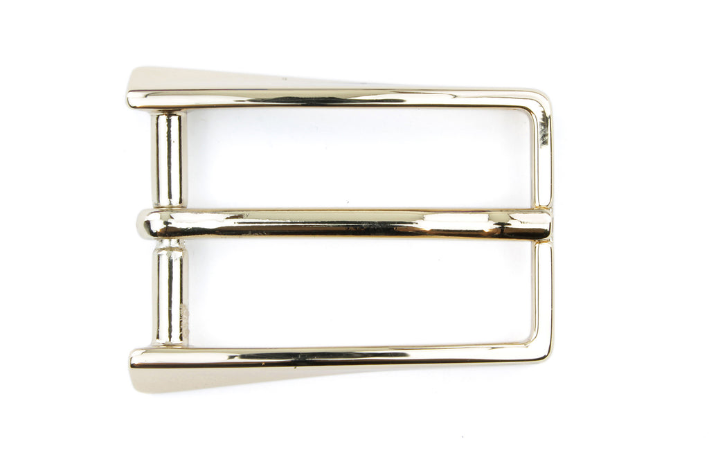 Rose Gold Rectangular Buckle 25mm