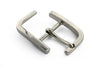 Shiny silver viewfinder buckle 30mm