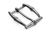 Gunmetal Bamboo Look Buckle 30mm
