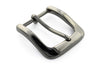 Gunmetal mix lip front buckle 35mm