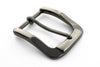 Gunmetal mix lip front buckle 40mm