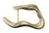 Satin Gold Swirl Buckle 40mm