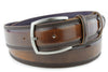 Bogart Welt Cognac Men's Hand Burnished Belt